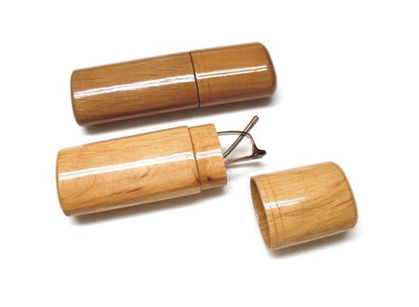 Dřevěné pouzdro