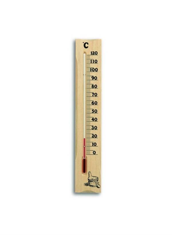 Teploměr do sauny TFA 40.1000